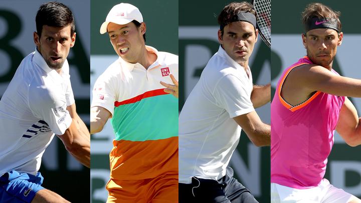 お得にテニスを観戦するなら、スカパー!経由で「GAORA SPORTS]と「WOWOW」に入会しよう! (C)Getty Images