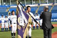 神宮枠で3校選出になった東海は、中京大中京(写真)と県立岐阜商業が確実だ。写真:徳原隆元