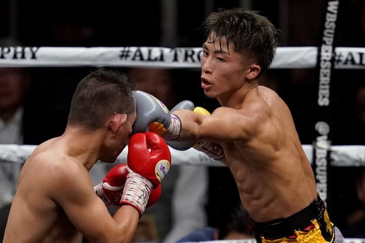 ボクシング、WBAスーパー&IBF世界バンタム級王者の井上尚弥。(C)Getty Images