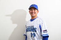 日本を代表するクローザーとなった山﨑。さまざまな思いを語ってくれた。 写真:茂木あきら(THE DIGEST写真部)