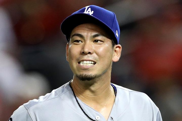 ドジャースからツインズへのトレードが報じられた前田健太投手。(C)Getty Images